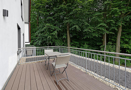 Unsere Doppelzimmer mit Balkon
